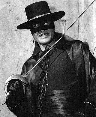 Zorro e l'amore