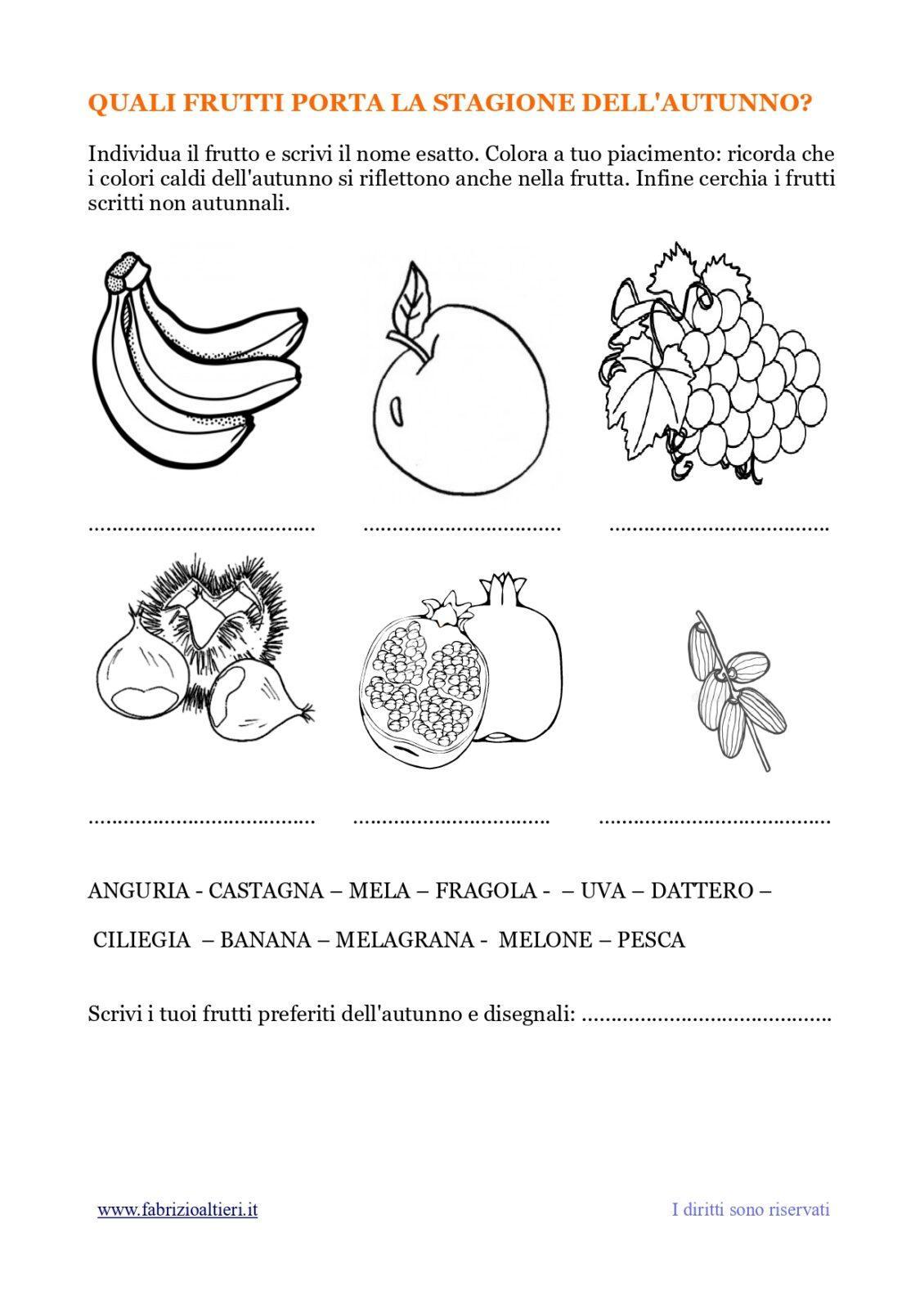 ortografia scuola primaria